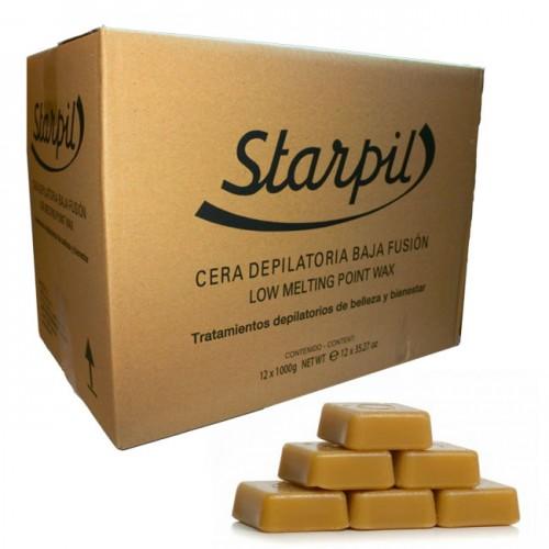 Stripless Honey Natural Hard Wax Tablets - SALON BULK BUY OFFER